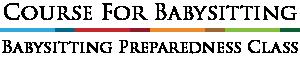 Course For Babysitting Logo