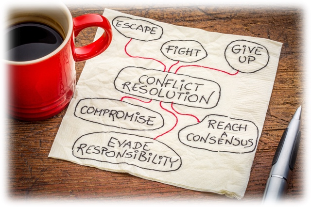 Course For Conflict Resolution